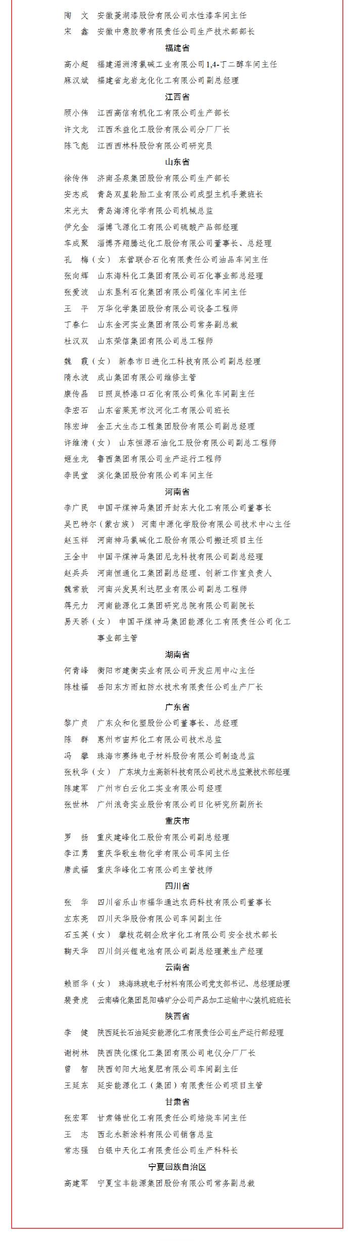 人力資源社會保障部-中國石油和化學工業聯合會關于第三屆全國石油和化學工業-先進集體、勞動模范和先進工_副本_05.jpg